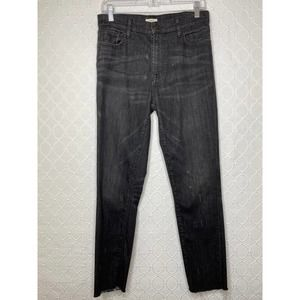Able The High Rise Distressed Skinny Jeans Size 27